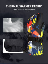 Load image into Gallery viewer, Waterproof, Windproof, Tech-Friendly Adult Snow & Ski Gloves