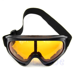 Anti-fog Windproof Shades for Winter Sports