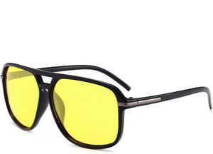 Men's Trending Square Aviator Shades