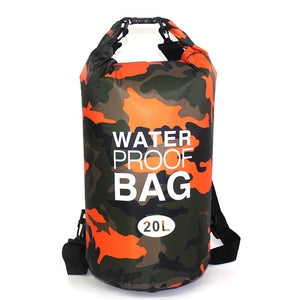 Orange is the New Black Waterproof Bag for Snow Lovers