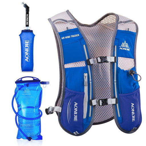 Athletic Hydration Vest 1.5L Bag 500ml Bag