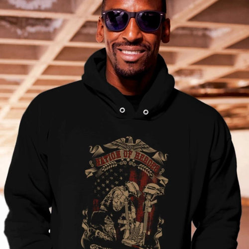Nation of Heroes Hoodie
