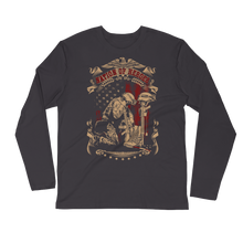 Load image into Gallery viewer, Long Sleeve Fitted Crew