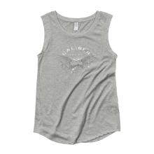 Load image into Gallery viewer, Ladies' Cap Sleeve T-Shirt