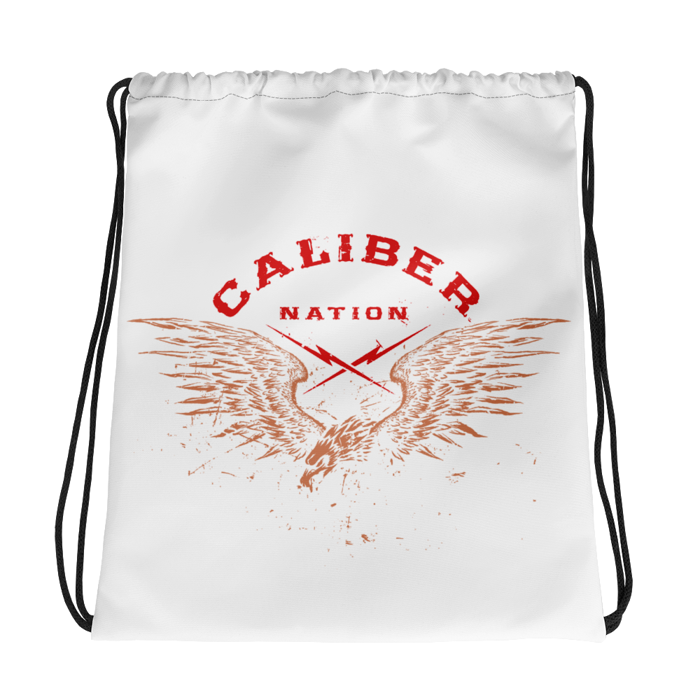 Drawstring bag Caliber nation