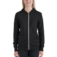 Load image into Gallery viewer, Women's zip hoodie