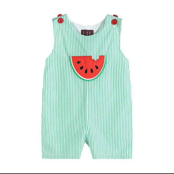 Lil Cactus Watermelon Shortall