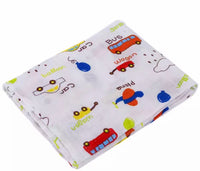 1 Piece Muslin 100% Cotton Swaddle Blanket