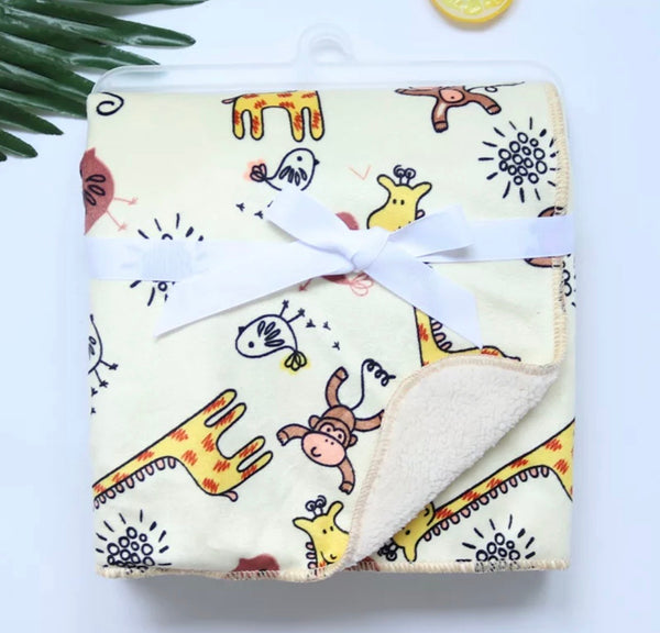 Infant Boys Blanket