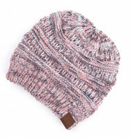 CC Brand Multi Colored Tween/Adult Beanie