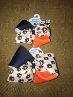 Wee Ones Auburn Bows