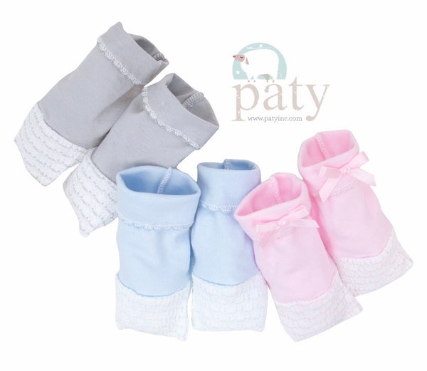 Paty Baby Booties