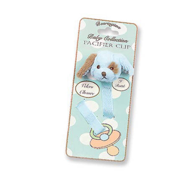 Puppy Dog Pacifier Clip