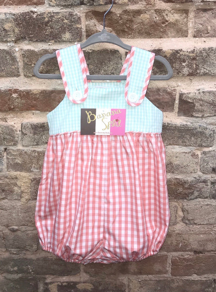 Banana Split Regatta Sunsuit