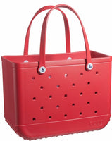Red Original Bogg Bag