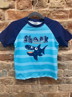 Shark Friend Raglan Shirt
