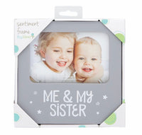 Sibling Picture Frame