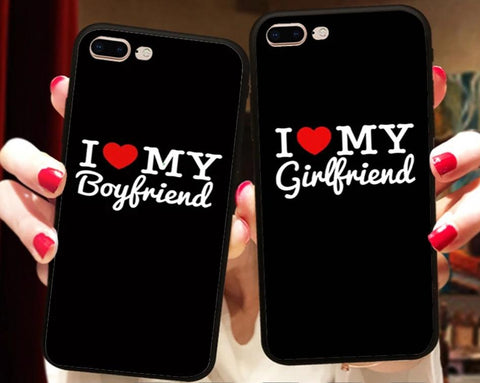 Couples iPhone Case