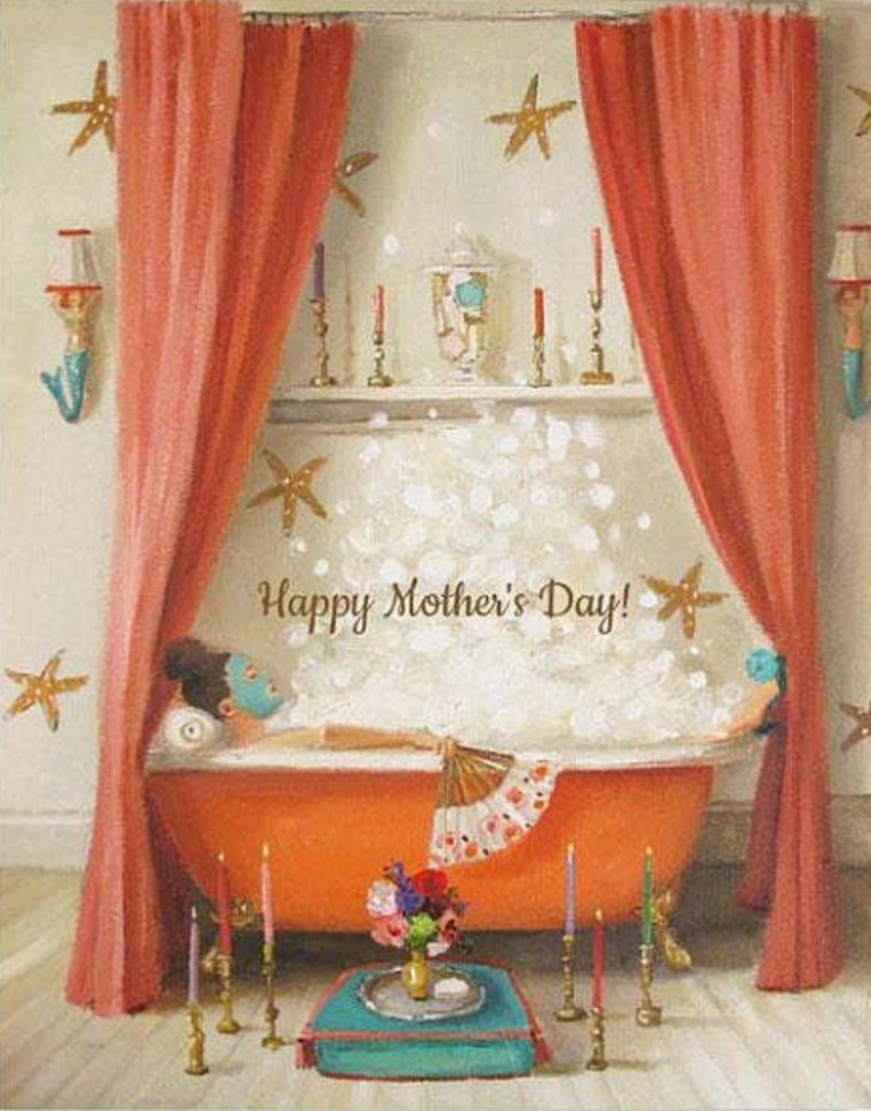 Princess Edwina Mother's Day Card