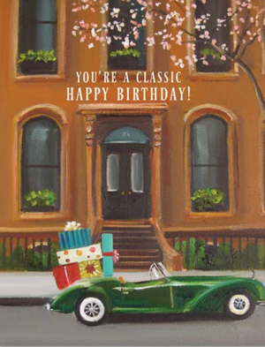 You're A Classic Birthday Card