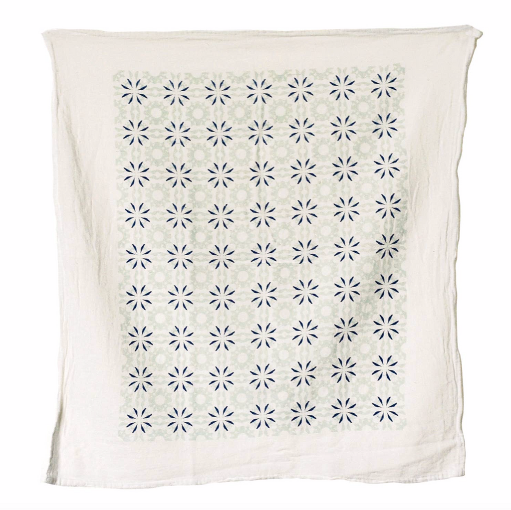 Chicory Towel Mint