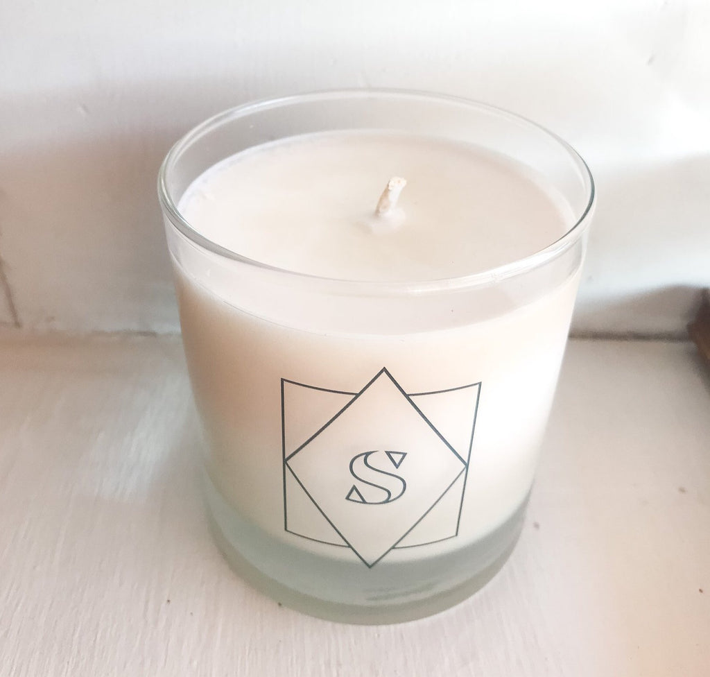 Imperfect Seta Candle