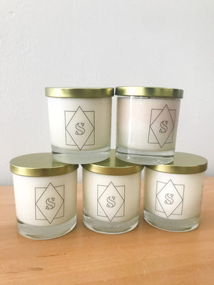 Hand Poured Soy Seta Candle