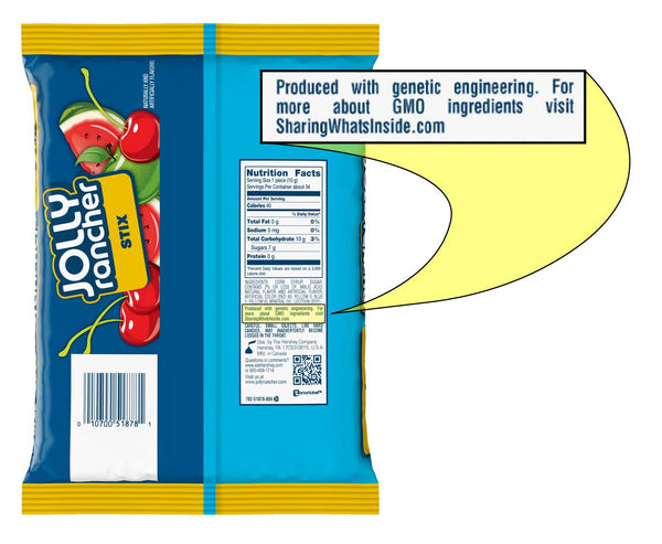 Blog Image - GMO Labeling - Vermont Jolly Rancher