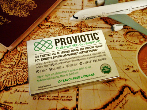 ProViotic organic vegan probiotic