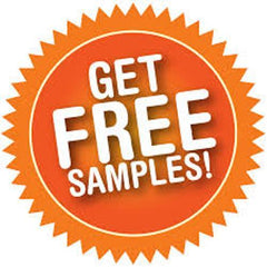 INTERNATIONAL CUSTOMERS FREE SAMPLES POSTAGE