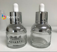 High Quality Nourishing Face Serum / Essential oil / Perfume Glass Bottle with Dropper and Cap (20ml~30ml)