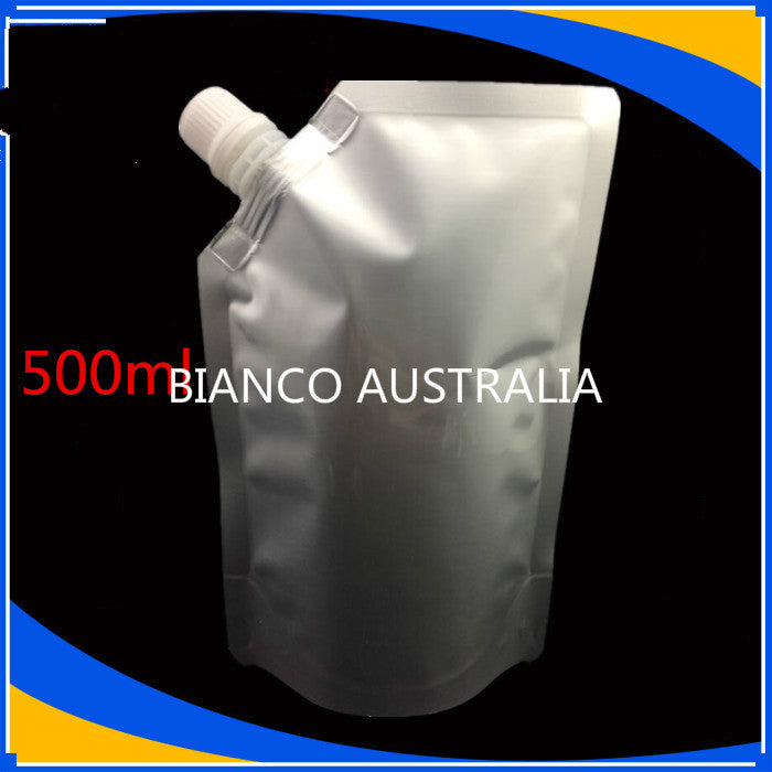 500ml Stand Up Spout Pouch