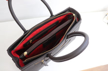 Load image into Gallery viewer, She Won Handbag - Dark Chocolate