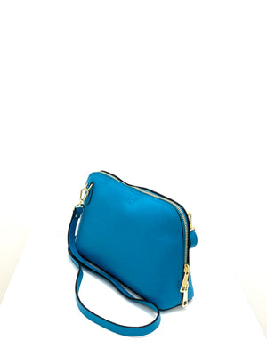 Evelina Crossbody Bag - Turquoise