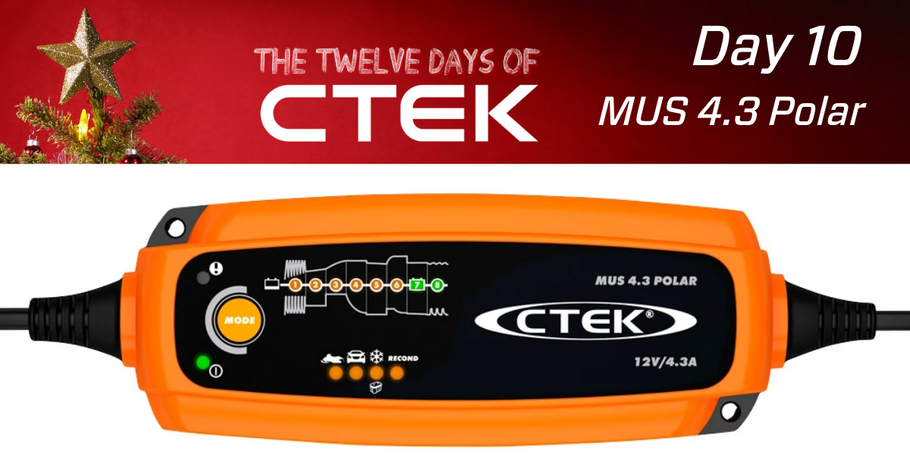 10th Day of CTEK
