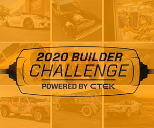 Vote for Your Favorite Builder in the 2020 Builder Challenge Powered by CTEK