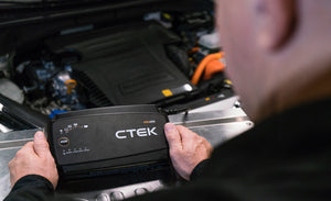 CTEK's New PRO25S & PRO25SE Battery Chargers Are The Perfect Solutions For Busy Workshops
