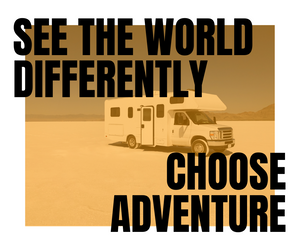 Seeing the World Differently by Choosing Adventure