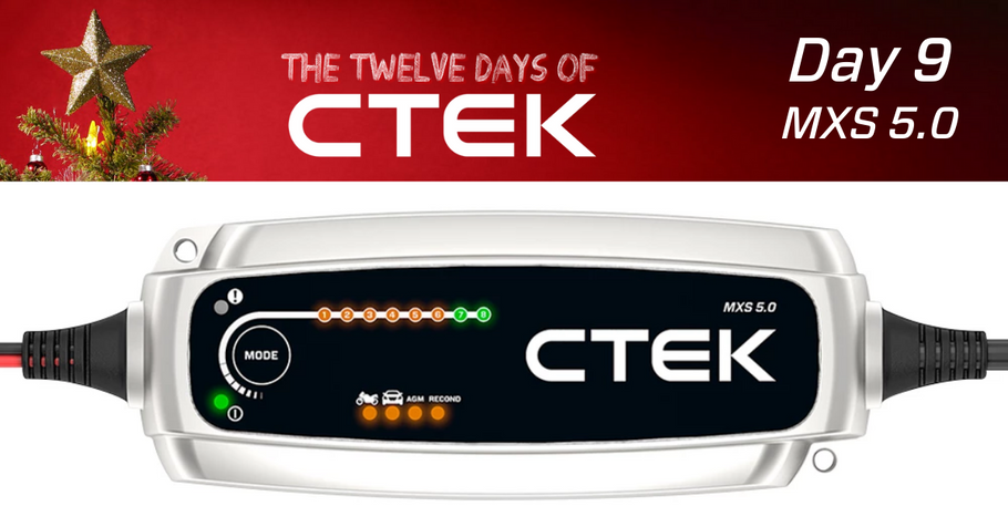 9th Day of CTEK