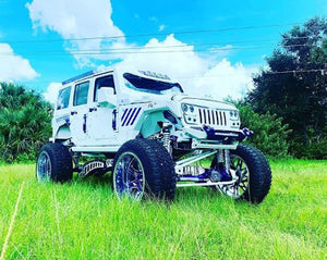 Custom Jeep wins CTEK Road to SEMA grand prize