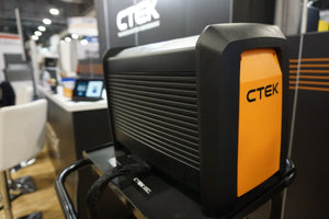 CTEK PRO120 Answers Workshop Demand for Power Management, Supply & Charging