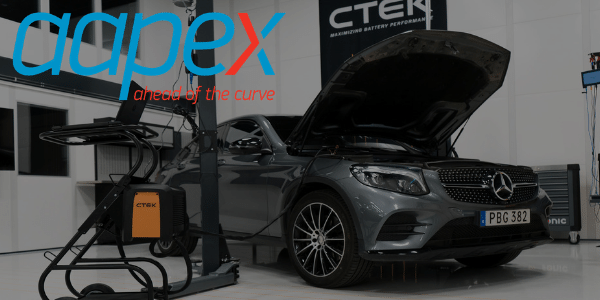 Booth Information for AAPEX 2019