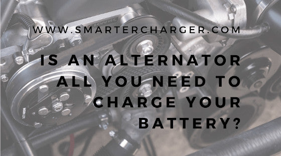 Is Your Alternator Enough?