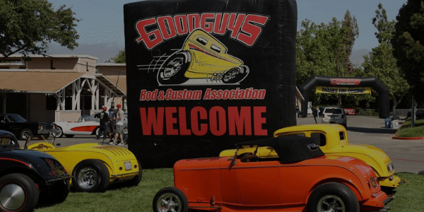 Road to SEMA Influencer Introduction: Goodguys Rod & Custom Association