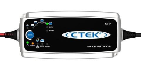 Smart RVing Lists CTEK Among Best Deep Cycle Battery Chargers