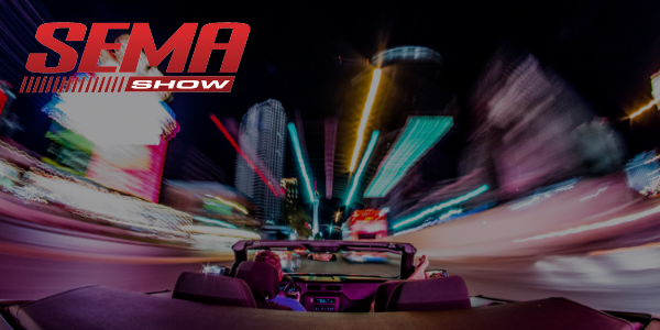 Booth Information for SEMA 2019