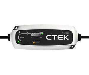 "CTEK CT5 Charger Tells You When It's ""Time to Go"""