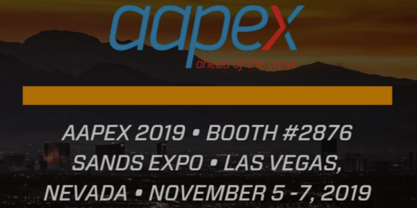 AAPEX: We want to make it easy for you!