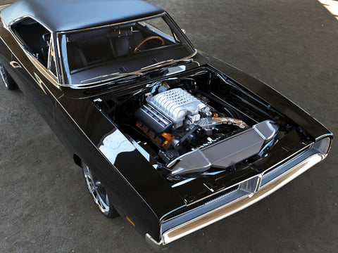 1969 Dodge Charger build by Tony Arme and American Legends