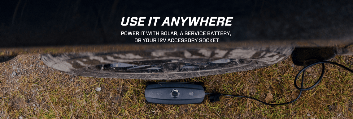 Use Your CS FREE Anywhere - it is a totally portable charger